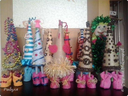 Здравствуйте ,  дорогие соседи !Подготовка к Новому году идет полным ходом.Почти все  готово, но может быть что-то  еще  и сделаю. фото 1