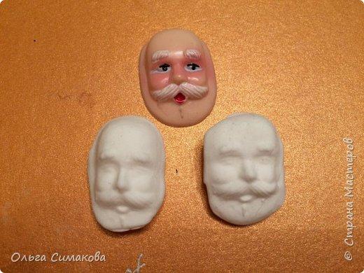 """Моя попытка номер 2, показать как я делаю молды для кукольных лиц. Покупать их- это очень дорогое удовольствие, да и найти не всегда можно нужный размер. А тут... Как говорится """" Дешево и сердито """".  фото 13"""