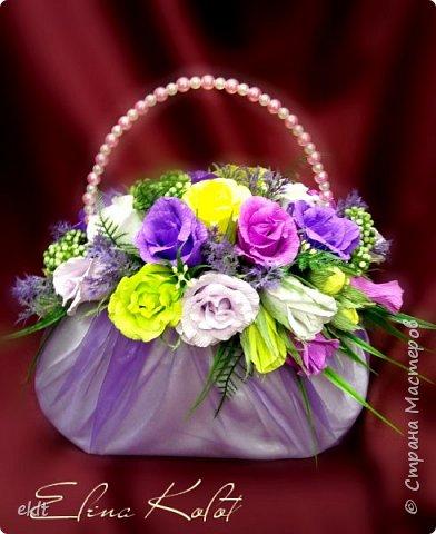 свит-дизайн - сумочка с конфетками фото 2