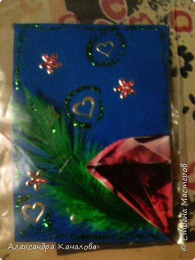 Вот такую серию сделала моя старшая дочка Таня. Ей 10лет.  Очень хочет обменяться.  Половинки алмазов на объёмном скотче. Целый алмаз- плоский. √2- занята. √3- занята фото 2