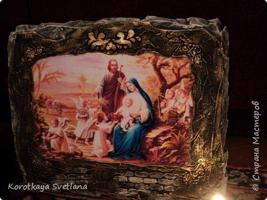 """Фрески-панно """"Рождество"""" фото 7"""