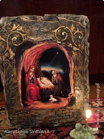"""Фрески-панно """"Рождество"""" фото 4"""