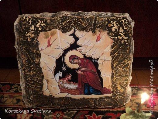 """Фрески-панно """"Рождество"""" фото 3"""