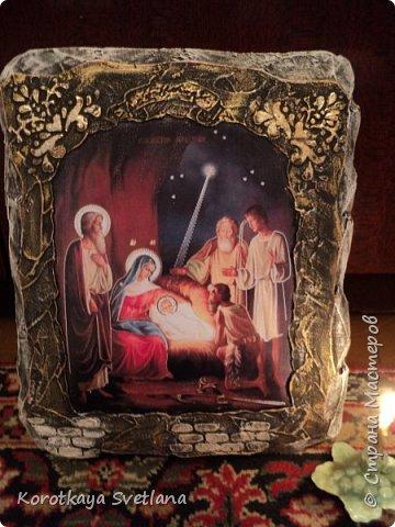 """Фрески-панно """"Рождество"""" фото 2"""