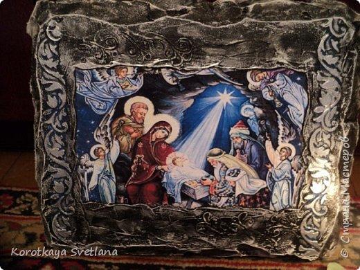 """Фрески-панно """"Рождество"""" фото 10"""