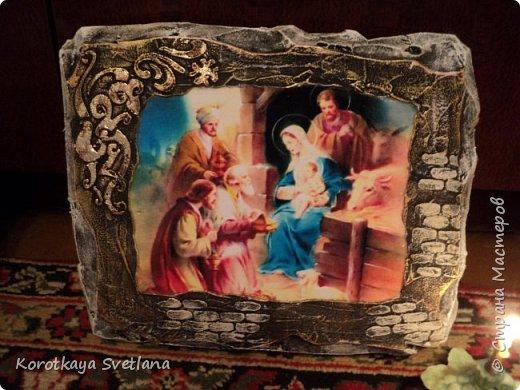 """Фрески-панно """"Рождество"""" фото 6"""