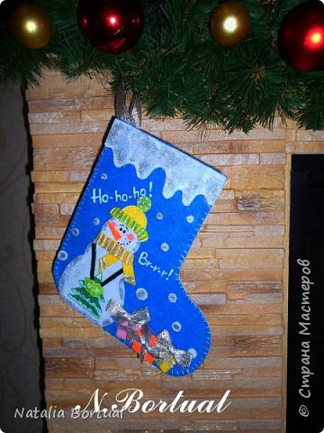 Сапожки к Новому году и Рождеству!!!! фото 4