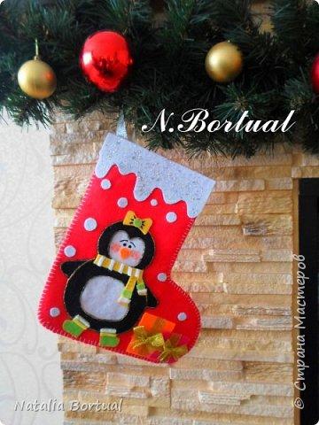 Сапожки к Новому году и Рождеству!!!! фото 5