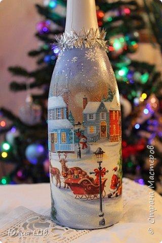 Доброго всем дня! Я сегодня с новыми работами для новогодних подарочков. Банка для кофе. Снеговик вылеплен из запекаемой полимерной глины. фото 10