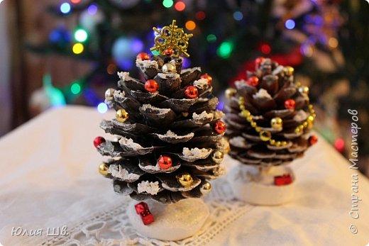 Доброго всем дня! Я сегодня с новыми работами для новогодних подарочков. Банка для кофе. Снеговик вылеплен из запекаемой полимерной глины. фото 17