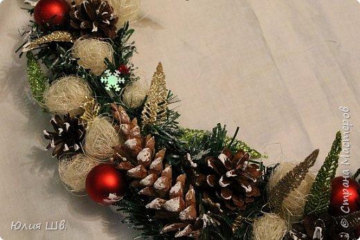Доброго всем дня! Я сегодня с новыми работами для новогодних подарочков. Банка для кофе. Снеговик вылеплен из запекаемой полимерной глины. фото 22