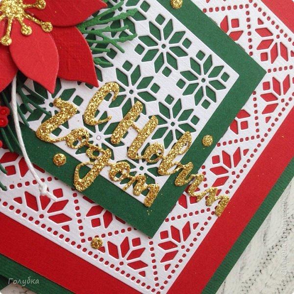 Хочу показать вам новогодние открытки. Затишье в моем блоге не означало, что я ничего не делаю:) Трудилась и продолжаю трудиться;) Открытки шейкеры для мужчин, поэтому чуток скромные по оформлению.  Бумага из серии любимых Galeria Papieru . фото 8
