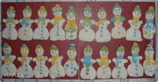 наши Снеговички фото 3
