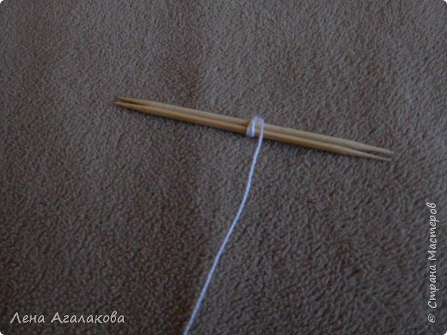 По просьбам выкладываю МК по плетению рождественского ангелочка из ниток. фото 4