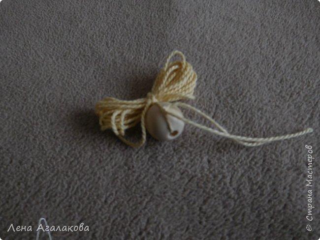 По просьбам выкладываю МК по плетению рождественского ангелочка из ниток. фото 52
