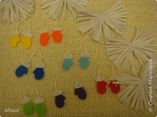Семь праздничных гномиков. фото 12