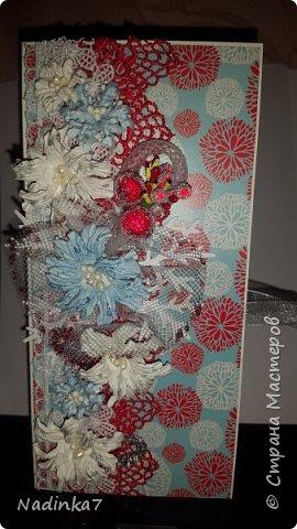 Вот такую шоколадницу подготовила к Новому году, в подарок нашей учительнице.  фото 3