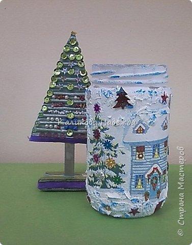 """С приходом зимы начинаем заранее готовиться к Новому году. Торопимся успеть сделать для родных и близких милые подарочки, сувениры, оформить кабинет, чтобы было настроение творить. Эти """"зимние"""" буквы для стенда сделала Яна А. фото 36"""
