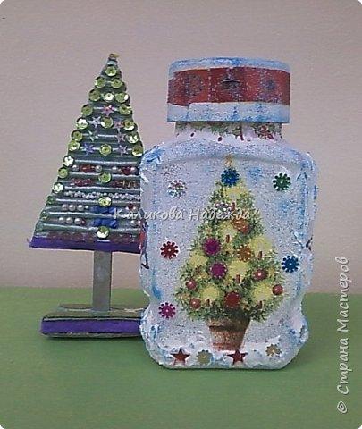 """С приходом зимы начинаем заранее готовиться к Новому году. Торопимся успеть сделать для родных и близких милые подарочки, сувениры, оформить кабинет, чтобы было настроение творить. Эти """"зимние"""" буквы для стенда сделала Яна А. фото 34"""