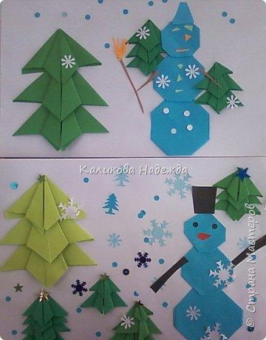 """С приходом зимы начинаем заранее готовиться к Новому году. Торопимся успеть сделать для родных и близких милые подарочки, сувениры, оформить кабинет, чтобы было настроение творить. Эти """"зимние"""" буквы для стенда сделала Яна А. фото 19"""