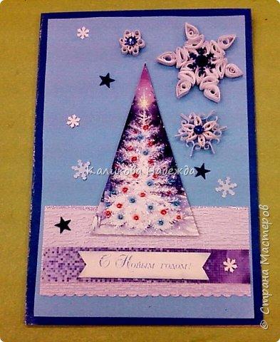 """С приходом зимы начинаем заранее готовиться к Новому году. Торопимся успеть сделать для родных и близких милые подарочки, сувениры, оформить кабинет, чтобы было настроение творить. Эти """"зимние"""" буквы для стенда сделала Яна А. фото 29"""