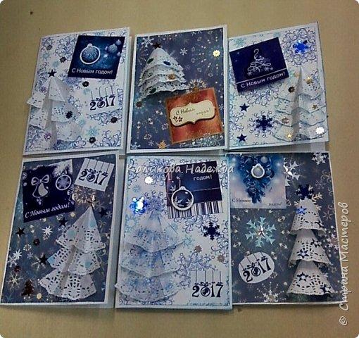 """С приходом зимы начинаем заранее готовиться к Новому году. Торопимся успеть сделать для родных и близких милые подарочки, сувениры, оформить кабинет, чтобы было настроение творить. Эти """"зимние"""" буквы для стенда сделала Яна А. фото 28"""