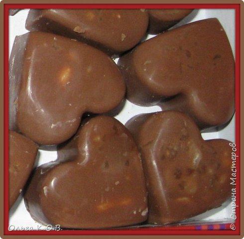 С карамелью и орехами молочный шоколад фото 5