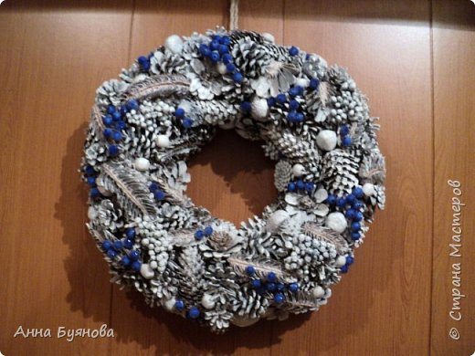 Подарок поклоннице синего цвета