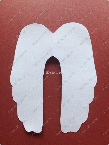 Идея ангелочка возникла после просмотра Новогоднего мастер-класс Татьяны Николаевны:  http://stranamasterov.ru/node/1071957  фото 13