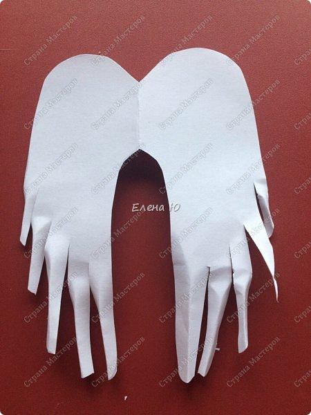 Идея ангелочка возникла после просмотра Новогоднего мастер-класс Татьяны Николаевны:  http://stranamasterov.ru/node/1071957  фото 14