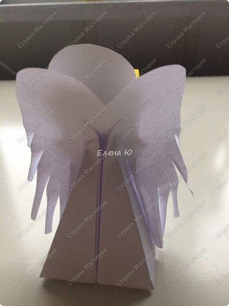 Идея ангелочка возникла после просмотра Новогоднего мастер-класс Татьяны Николаевны:  http://stranamasterov.ru/node/1071957  фото 15