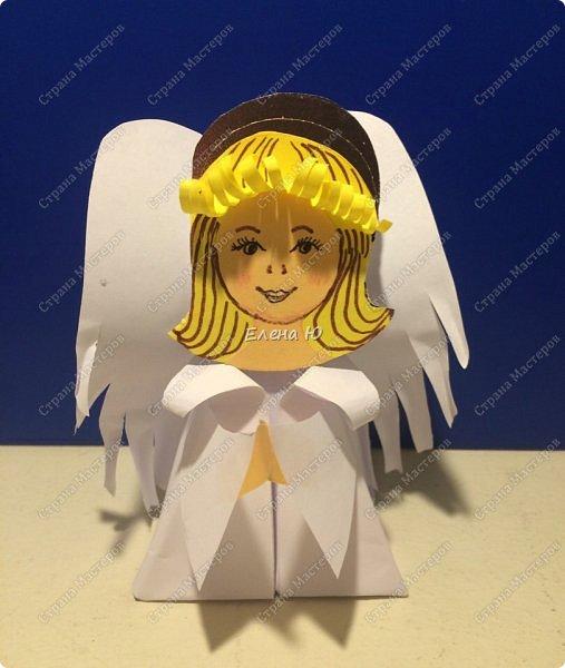 Идея ангелочка возникла после просмотра Новогоднего мастер-класс Татьяны Николаевны:  http://stranamasterov.ru/node/1071957  фото 18