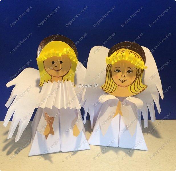 Идея ангелочка возникла после просмотра Новогоднего мастер-класс Татьяны Николаевны:  http://stranamasterov.ru/node/1071957  фото 19