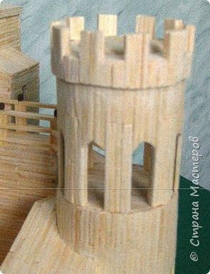 Башня Пеполи (Pepoli) г. Эриче, о. Сицилия, Италия. Размер 25х27х22 см. фото 11