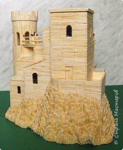 Башня Пеполи (Pepoli) г. Эриче, о. Сицилия, Италия. Размер 25х27х22 см. фото 6