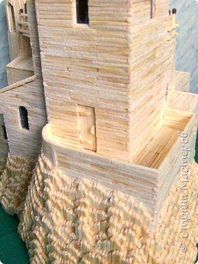 Башня Пеполи (Pepoli) г. Эриче, о. Сицилия, Италия. Размер 25х27х22 см. фото 7