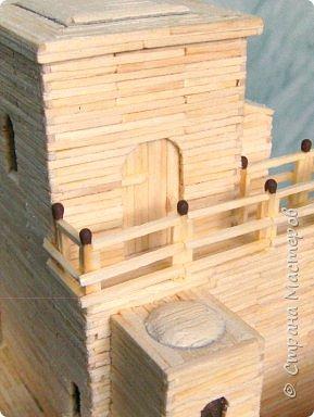 Башня Пеполи (Pepoli) г. Эриче, о. Сицилия, Италия. Размер 25х27х22 см. фото 9
