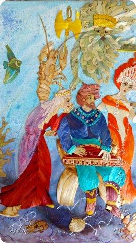 По мотивам иллюстраций А.Кара-Константинова  115х70 фото 2