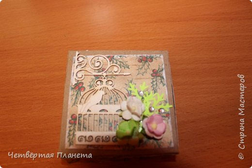 Мэджик-бокс для маленького подарка. фото 3