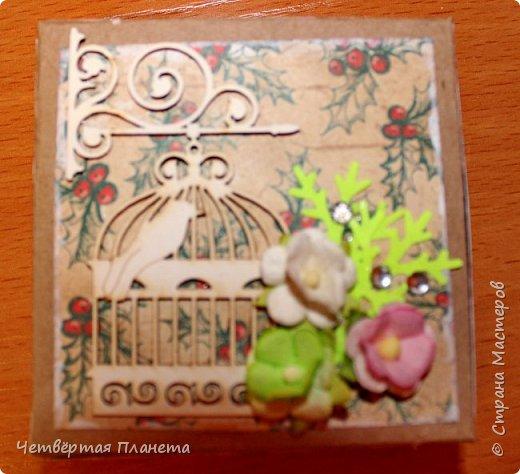 Мэджик-бокс для маленького подарка. фото 4