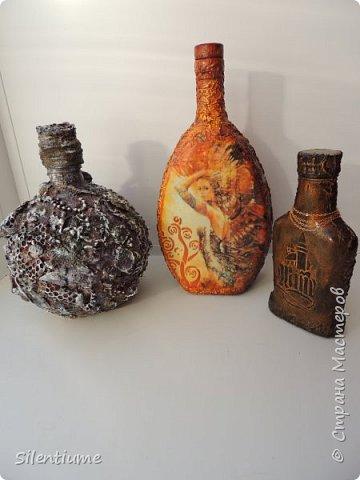 Всем - здравствуйте!  очередная партия бутылочек на разную тему. фото 1
