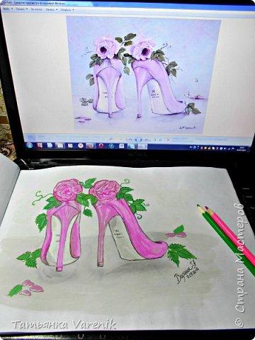 Одним росчерком карандаша...палитра чувств,эмоций и настроений...❤  Идеи зарисовок не мои.Срисовывала иллюстрации  разных талантливых илюстраторов=) фото 31