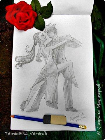 Одним росчерком карандаша...палитра чувств,эмоций и настроений...❤  Идеи зарисовок не мои.Срисовывала иллюстрации  разных талантливых илюстраторов=) фото 33
