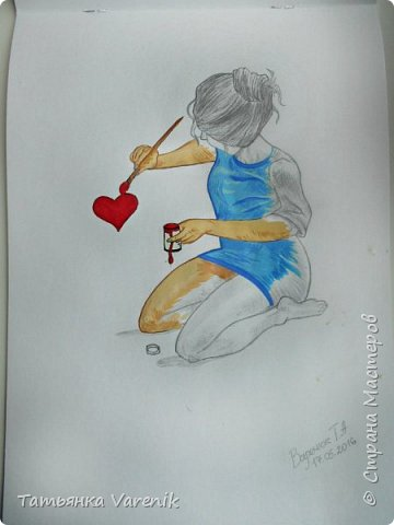 Одним росчерком карандаша...палитра чувств,эмоций и настроений...❤  Идеи зарисовок не мои.Срисовывала иллюстрации  разных талантливых илюстраторов=) фото 24