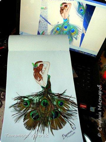 Одним росчерком карандаша...палитра чувств,эмоций и настроений...❤  Идеи зарисовок не мои.Срисовывала иллюстрации  разных талантливых илюстраторов=) фото 38