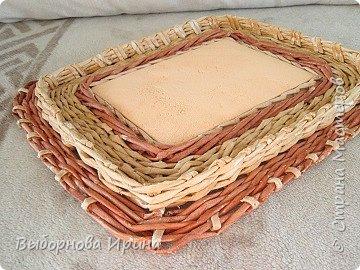 Коробочка плетеная фото 6