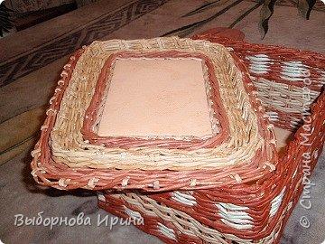 Коробочка плетеная фото 8