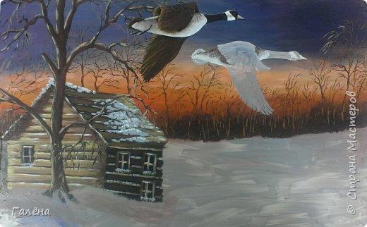 Зимняя речка. фото 21