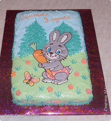 Мои тортики фото 26