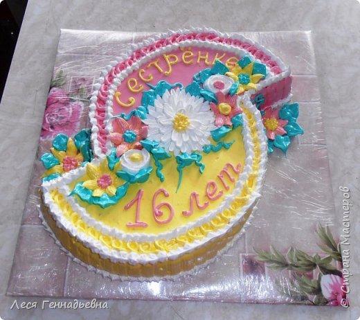 Мои тортики фото 25